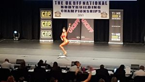 Ending the post with the bikini competitor bow.